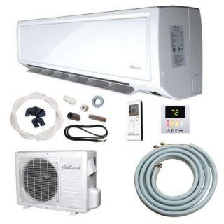 Celiera 9,000 BTU (3/4 Ton) Ductless Mini Split Air Conditioner with Heat Pump   110V/60Hz 26GWX