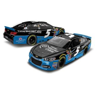 Action Racing 2014 Kasey Kahne #5 Time Warner Cable 124 Scale Platinum Die Cast Chevrolet SS