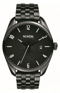 Nixon Bullet Guilloche Dial Bracelet Watch, 38mm
