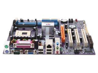 ECS P4M800 M (1.0A) 478 VIA P4M800 Micro ATX Intel Motherboard