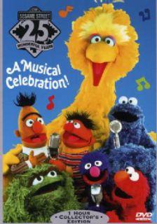 Sesame Street 25th Birthday (DVD)   Shopping   Big Discounts