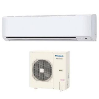 Panasonic 30,000 BTU 2.5 Ton Ductless Mini Split Air Conditioner with Heat Pump   208 or 230V/60Hz KE30NKU