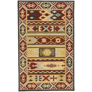 Surya 2ft. 6in. x 8ft. Sante Fe STF 4000 Decorative Rug   Home   Home