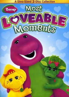 Barney: Most Loveable Moments (DVD)   Shopping   Big