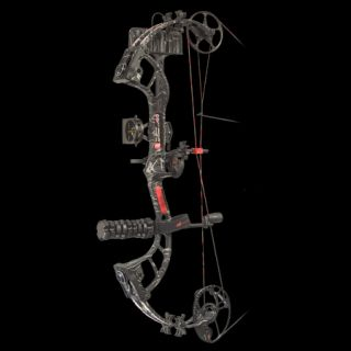 PSE Bow Madness 30 RTS Bow Package RH 50 lbs. Skullworks