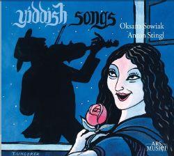 Various   Traditional: Yiddish Songs (Titelbild Tomi Ungerer)