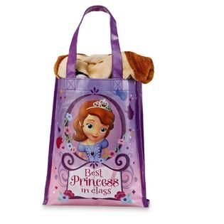 Disney Girls Princess Sophia The First Tote & Fleece Blanket   Home