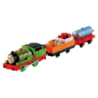 Fisher Price Thomas & Friends TrackMaster Percy & The Search Cars