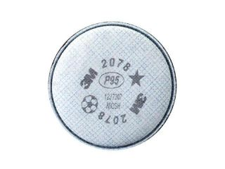 3M OH&ESD 142 2078 P95 Particulate Filter Nuis Level Ov Ag Relief