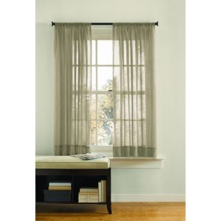 Better Homes and Gardens Sheer Crushed Voile Drapery Panel
