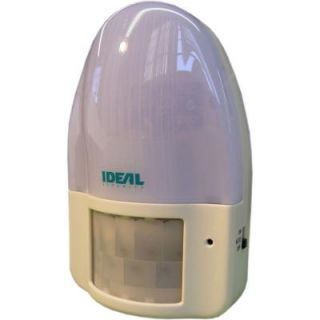 IDEAL Security Smart LED Night Light with Chime Option SK603