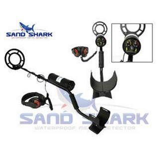 Treasure Hunter Metal Detector Sand Shark Underwater Diver   Fitness