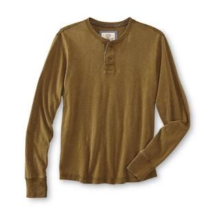 Roebuck & Co. Young Mens Henley Shirt   Clothing, Shoes & Jewelry