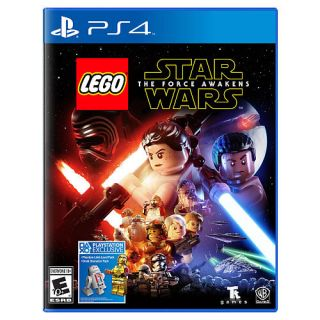 LEGO Star Wars: The Force Awakens for Sony PS4    WB Games