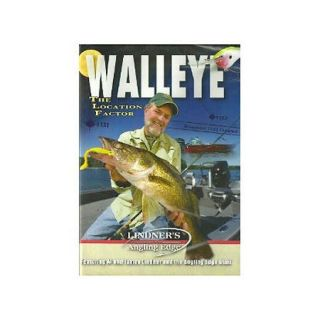 Walleye The Location Factor DVD