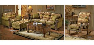 Pine Cone Lodge Collection Forest Deer Furniture