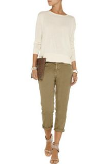 Knitted cotton sweater  ENZA COSTA