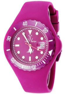 Jelly Thorn Fuchsia Silicone and Dial