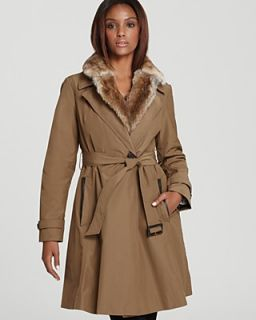 Dawn Levy Avery Belted Trench Coat