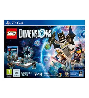 SONY   Lego Dimensions starter pack PS4