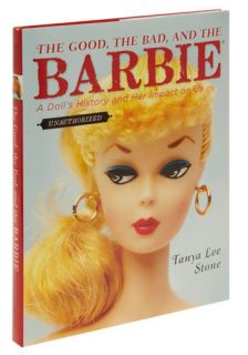 The Good, the Bad, and the Barbie  Mod Retro Vintage Books
