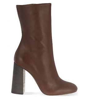 CHLOE   Harper 100 leather boots