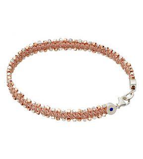 ASTLEY CLARKE   Silver perfect day nugget bracelet