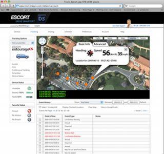 Escort Entourage PS GPS Tracker   GPS Vehicle Tracking Device for Cars, Trucks & SUVs
