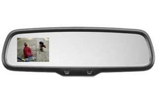 1999 2012 Chevy Silverado Auto Dimming Rear View Mirrors   Gentex 50 GENK332s/50 7302023/50 RCD28   Gentex Rearview Camera Display Mirror