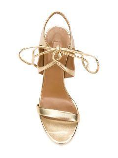 Aquazzura 'colette 105' Sandals   Chuckies New York