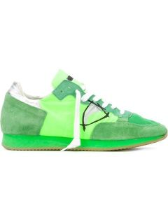 Philippe Model Panelled Sneakers   Cuccuini