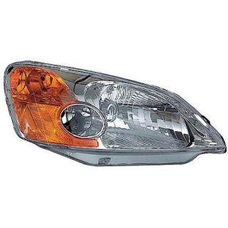 Pilot Driver Headlamp Assembly Combination 20 5950 00