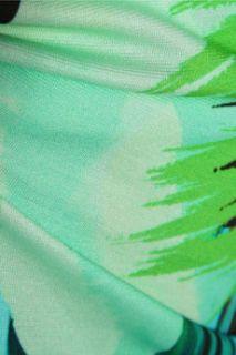 Printed stretch jersey dress  Matthew Williamson