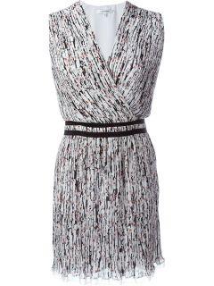 Carven Pleated Mini Dress   Gaudenzi