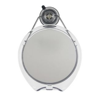Pink Suction Mirror by Danielle Creations