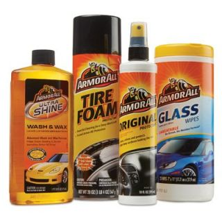 Armor All Car Care Kit: Model# 78452