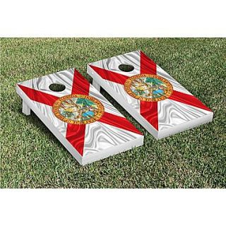 Victory Tailgate State Flag Cornhole Game Set; Florida