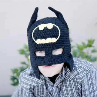 Handmade Superhero Knit Hat and Cowl   14961519   Shopping
