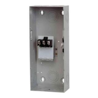Murray 100 Amp 3 Space 3 Circuit Circuit Breaker Enclosure LP003CS