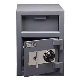 Gardall Light Duty Commercial Depository Safe; Combination Lock