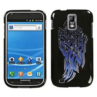 Insten Phone Protector Case For Samsung T989 Galaxy S2, Steel Shard