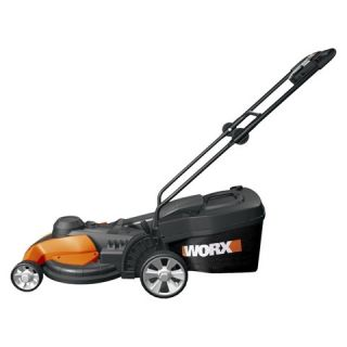 WORX 17 Electric Mower, 13 Amp