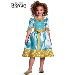 Disguise Girls Disney Pixars Classic Brave Merida Costume DI43600_T34T