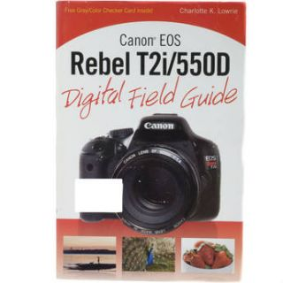 Used Wiley Publications Canon EOS Rebel T2i/550D Digital Field