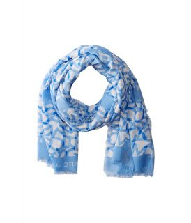Marc by Marc Jacobs Abstract Logo Scarf