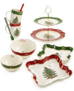 Spode Vintage Christmas Tree Collection