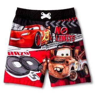 Disney® Toddler Boys Cars Swim Trunks