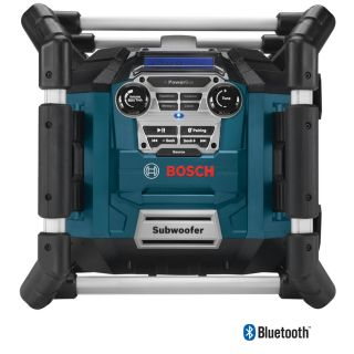 Bosch Power Box 360 Jobsite Stereo with Bluetooth