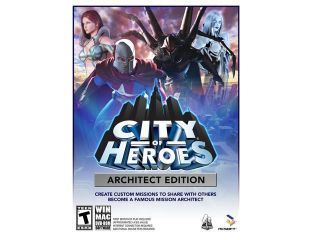City of Heroes: Architect Edition PC Game