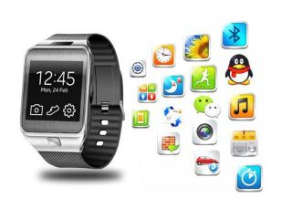 Digital Bluetooth Smart Watch Phone Smartwatch WristWatch Android Phone with SIM Card i6 support SD of Phone Watch Z20